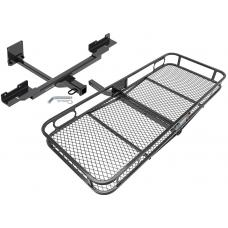 Trailer Tow Hitch For 12-19 Mercedes-Benz GLE350 ML350 Basket Cargo Carrier Platform w/ Hitch Pin