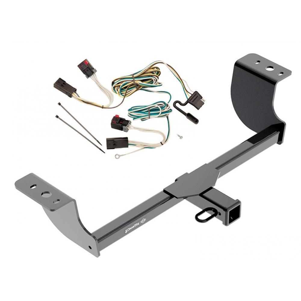 Trailer Tow Hitch For 05-07 Chrysler 300 08-14 Dodge