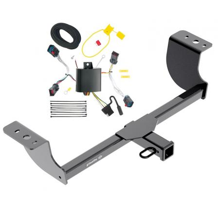 Trailer Tow Hitch For 11-14 Chrysler 300 w/ Wiring Harness Kit
