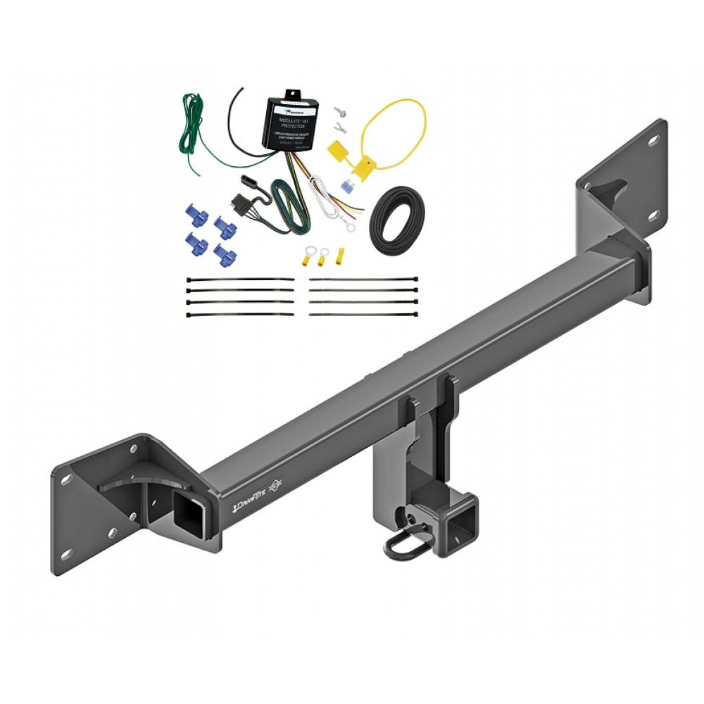 Trailer Tow Hitch For 18 21 Audi Q5 Sq5 W Wiring Harness
