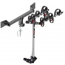 Trailer Tow Hitch For 18-20 Audi Q5 SQ5 w/ 4 Bike Carrier Rack