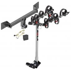 Trailer Tow Hitch For 18-20 Audi Q5 SQ5 4 Bike Rack w/ Hitch Lock and Cover