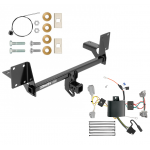 Trailer Tow Hitch For 16-19 Volvo XC90 w/ Wiring Harness Kit