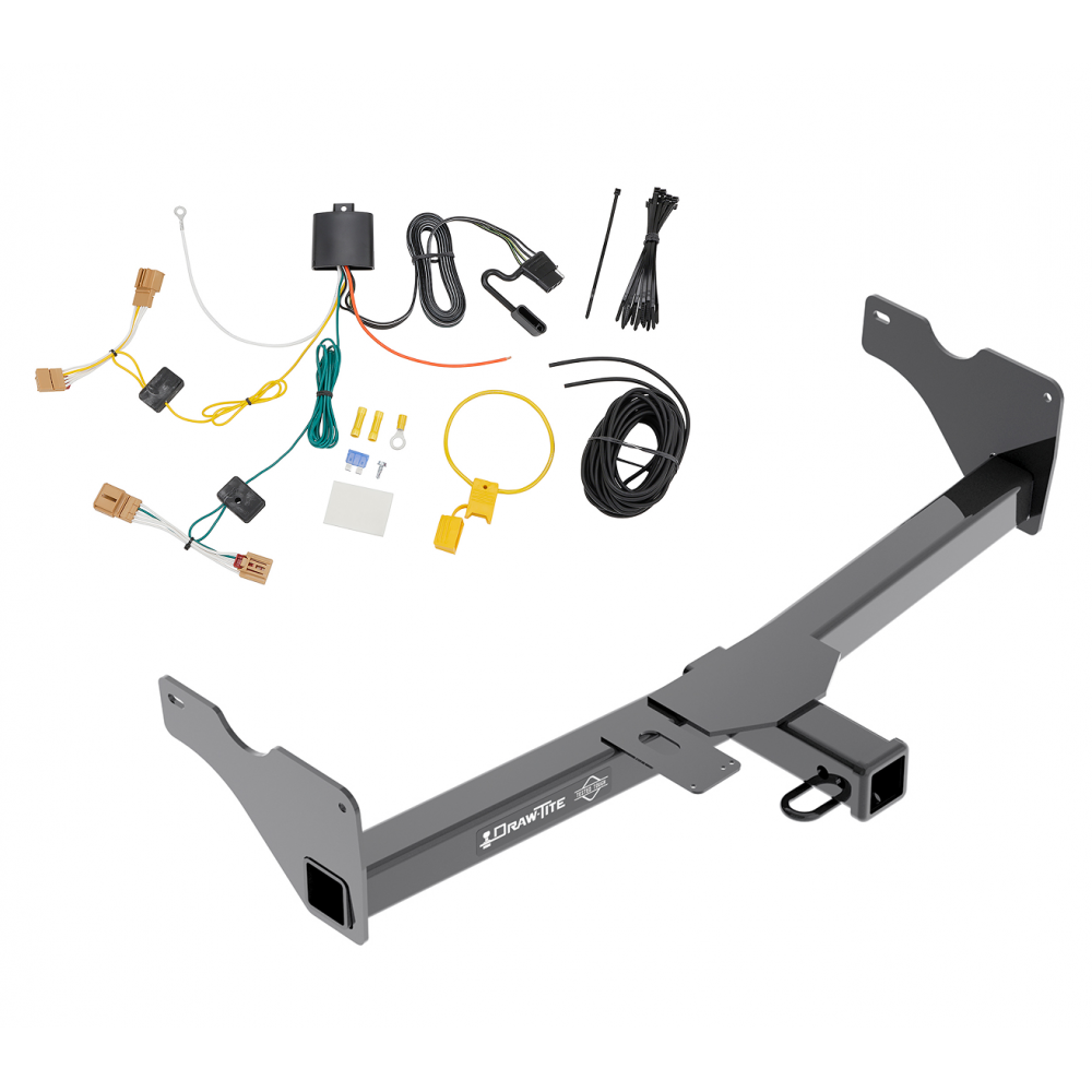 Trailer Tow Hitch For 18  Wiring