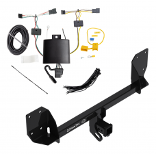Trailer Tow Hitch For 18-19 Volvo XC60 w/ Wiring Harness Kit