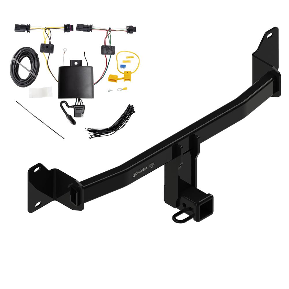 Trailer Tow Hitch For Bmw X2 W   Wiring Harness Kit