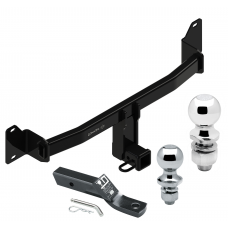 """Trailer Tow Hitch For BMW X2 2"""" Receiver w/ 1-7/8"""" and 2"""" Ball"""