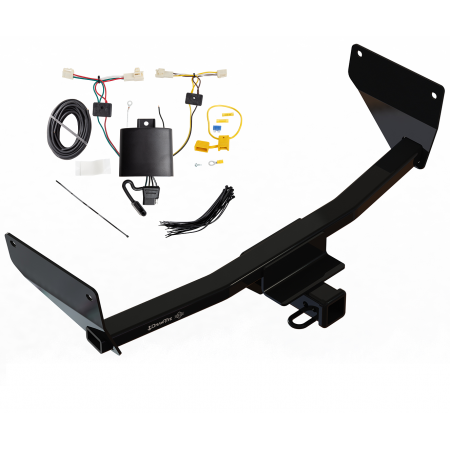 Trailer Tow Hitch For 19-20 Toyota RAV4 w/ Wiring Harness Kit