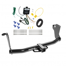 Trailer Tow Hitch For 18-19 Mitsubushi Eclipse Cross w/ Wiring Harness Kit