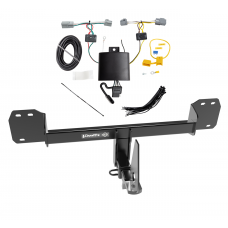 Trailer Tow Hitch For 19 Volvo XC40 w/ Wiring Harness Kit