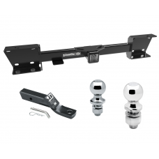 "Trailer Tow Hitch For 19 Subaru Ascent 2"" Receiver w/ 1-7/8"" and 2"" Ball"