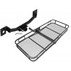 Trailer Tow Hitch For 19-20 Cadilac XT4 Basket Cargo Carrier Platform w/ Hitch Pin