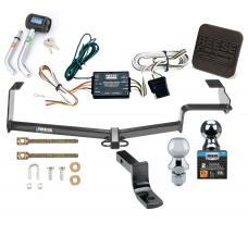 "Reese Trailer Tow Hitch For 06-11 Honda Civic Ultimate Package Wiring 2"" Ball and Lock"