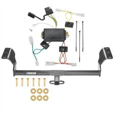 Reese Trailer Tow Hitch For 03-08 Pontiac Vibe Trailer Hitch Tow Receiver w/ Wiring Harness Kit