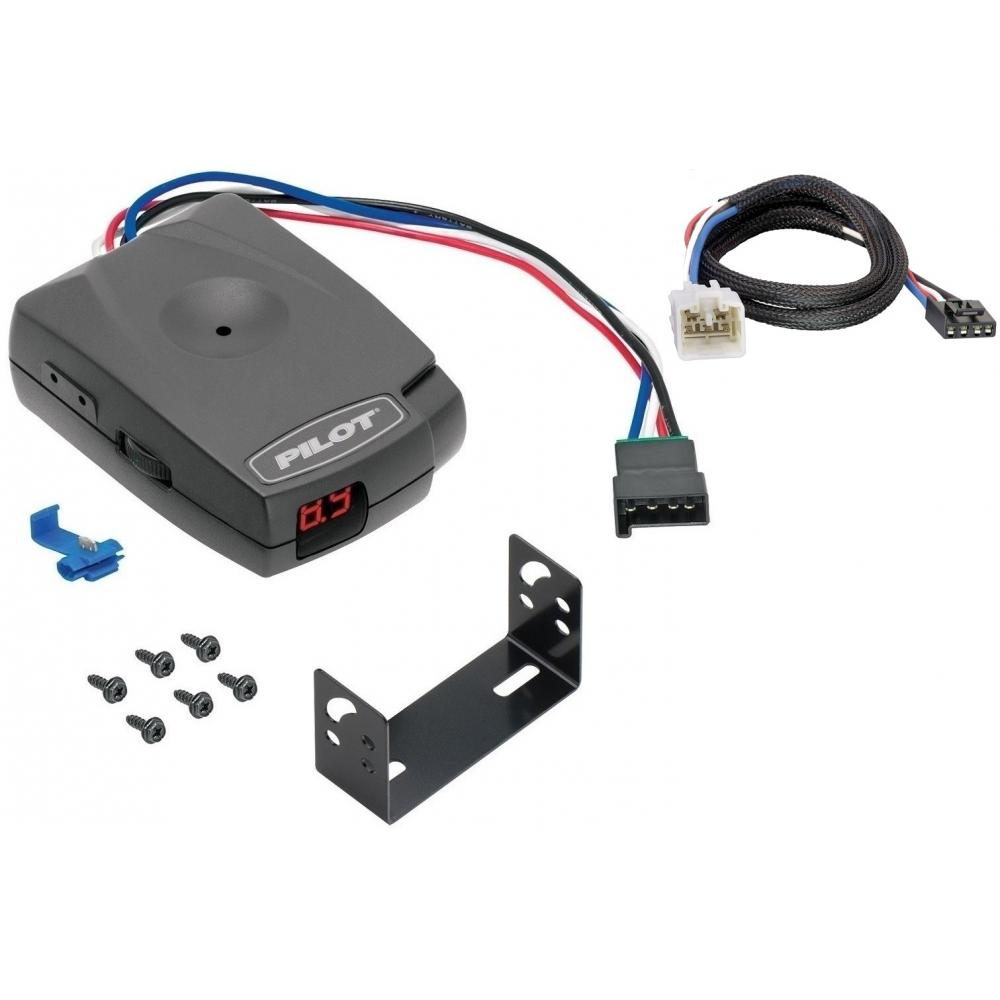 trailer brake control for 08-15 lexus lx570 w/ plug play wiring adapter  eletric trailer brakes