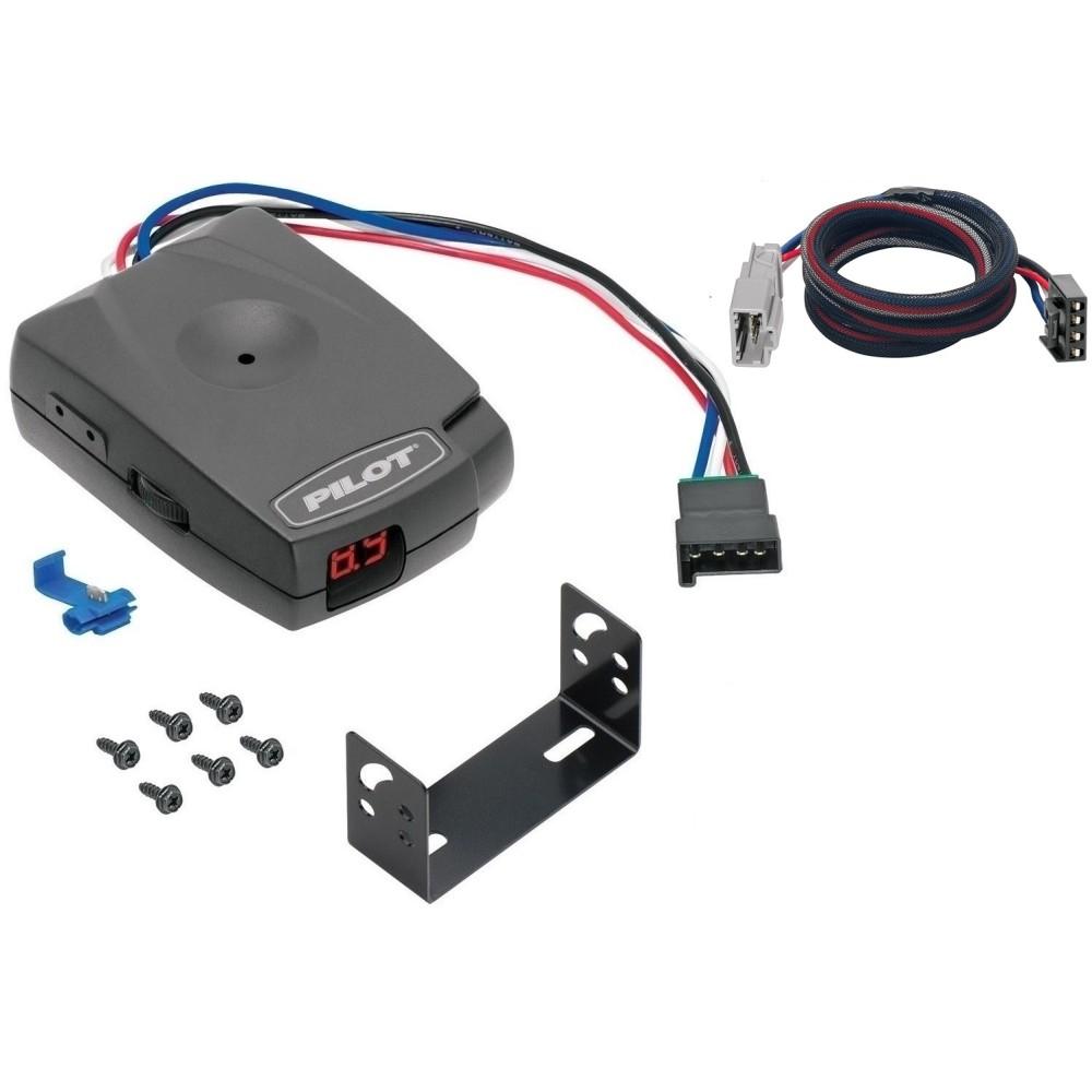 Trailer Brake Control For 07-13 Acura MDX W/ Plug Play