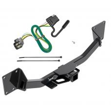 Reese Trailer Tow Hitch For 17-20 GMC Acadia w/ Wiring Harness Kit