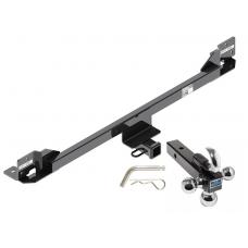 "Reese Trailer Tow Hitch Receiver For 11-17 Honda Odyssey w/Tri-Ball Triple Ball 1-7/8"" 2"" 2-5/16"""