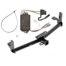 Reese Trailer Tow Hitch For 05-06 Chevy Equinox 06 Pontiac Torrent w/ Wiring Harness Kit