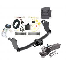 "Reese Trailer Tow Hitch For 11-19 Mitsubishi Outlander Sport RVR Deluxe Package Wiring 2"" Ball and Lock"