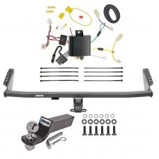 "Reese Trailer Tow Hitch For 11-14 Toyota Sienna ( 15-20 SE ONLY ) Wiring Kit & 2"" Ball"