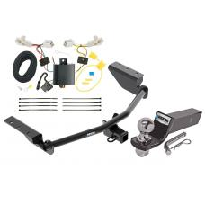 "Reese Trailer Tow Hitch For 13-18 Toyota RAV4 Complete Package w/ Wiring and 2"" Ball"