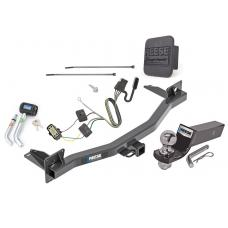 "Reese Trailer Tow Hitch For 18-20 Chevy Traverse Buick Enclave Deluxe Package Wiring 2"" Ball and Lock"