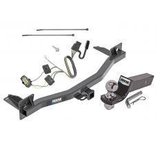 "Reese Trailer Tow Hitch For 18-20 Chevy Traverse Buick Enclave Complete Package w/ Wiring and 2"" Ball"