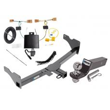 "Reese Trailer Tow Hitch For 18-20 Volkswagen Tiguan Complete Package w/ Wiring and 2"" Ball"