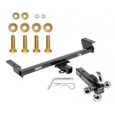 "Reese Trailer Tow Hitch Receiver For 16-18 Lexus RX350 RX450h w/Tri-Ball Triple Ball 1-7/8"" 2"" 2-5/16"""