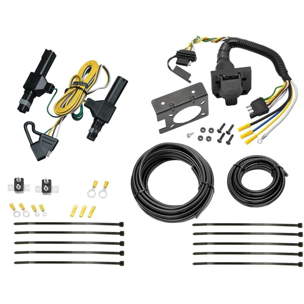 [DIAGRAM_38IS]  86-93 Dodge D/W Pickup 94-02 Ram 86-93 Ramcharger 87-94 Dakota 7 Way RV Trailer  Wiring Plug Prong Pin Brake Control Ready | Dodge Dakota Trailer Wiring Kit |  | TrailerJacks.com
