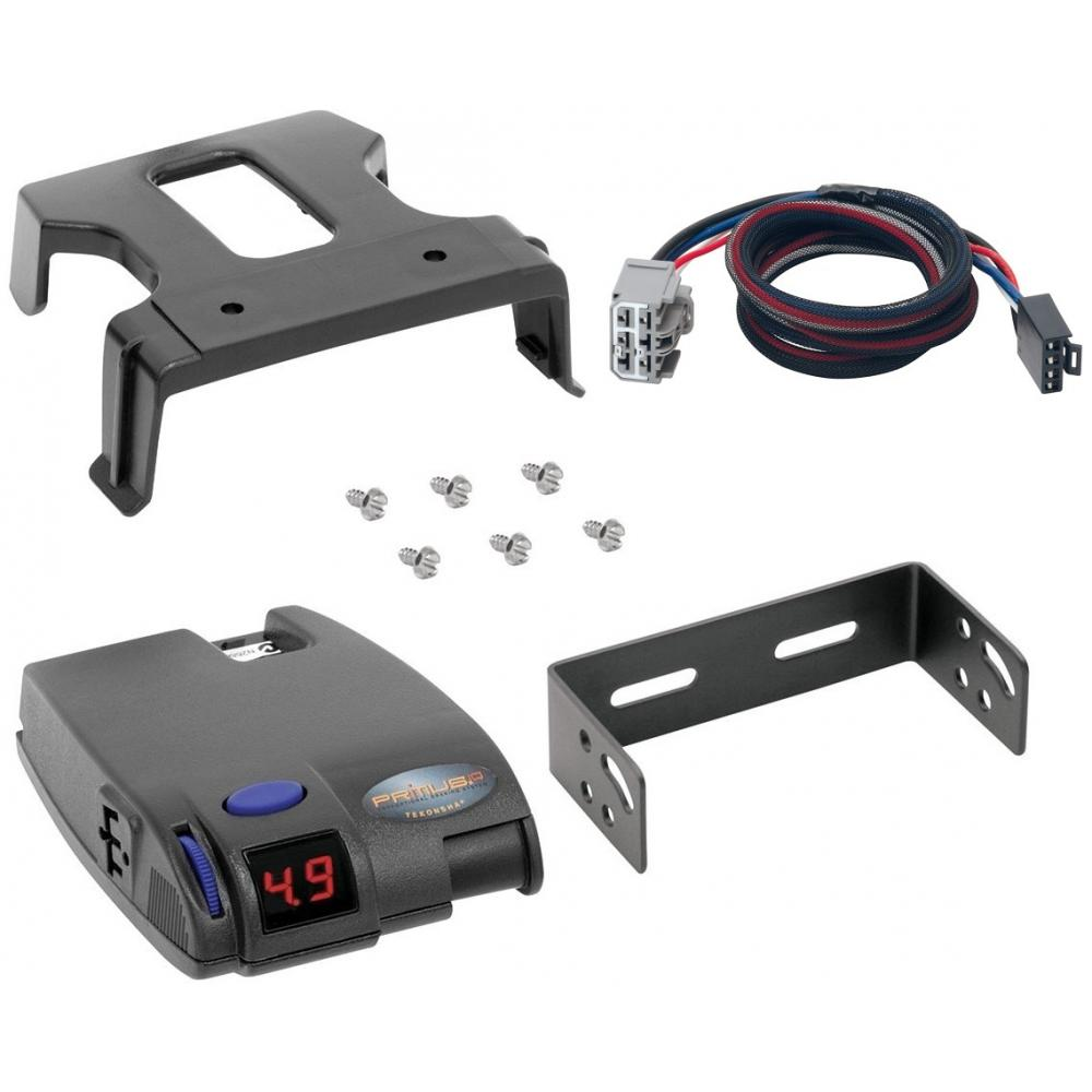 Tekonsha Primus Iq Electric Trailer Brake Control For 07