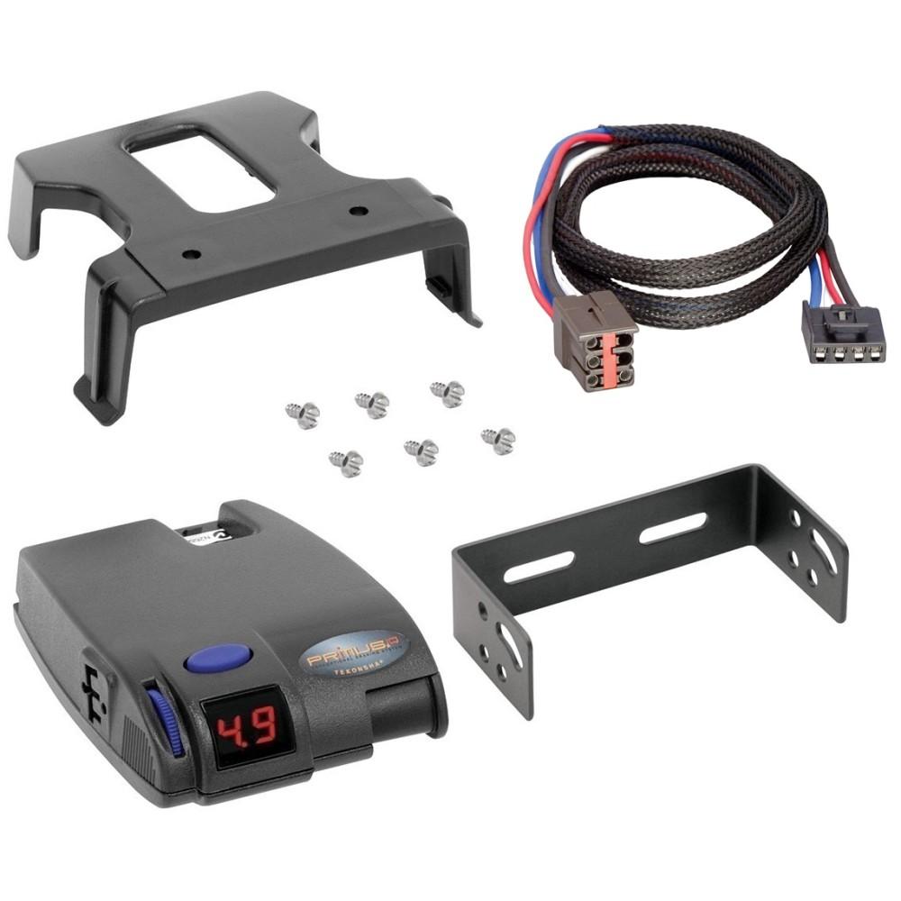 Prodigy Brake Controller >> Wiring Harness For Ford Flex Tekonsha P2 Prodigy Brake