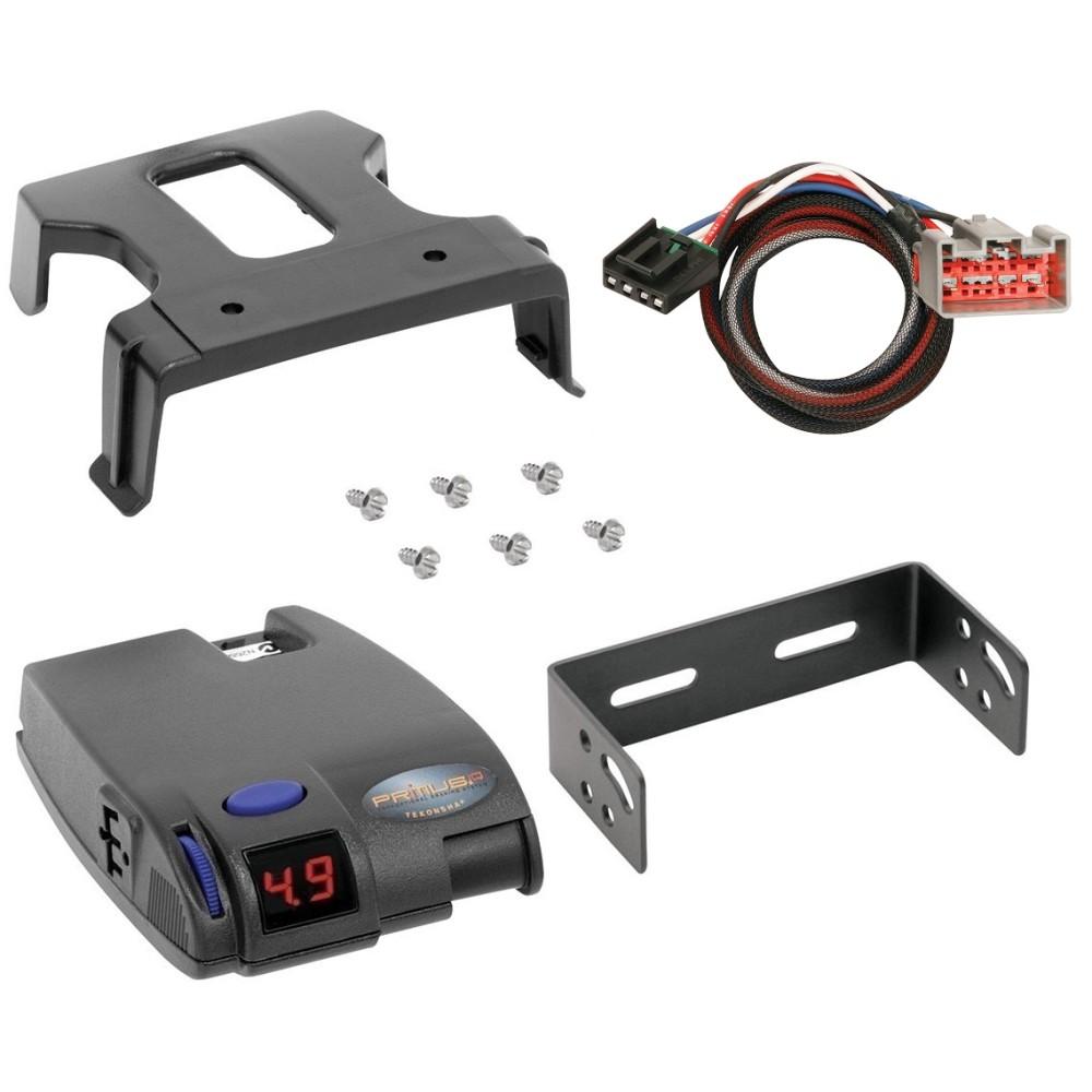 Tekonsha Primus Iq Electric Trailer Brake Control For 03