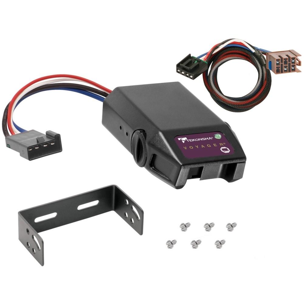 Trailer Brake Control for 03-07 Chevy Silverado 1500 2500 ... | Chevy 1500 Trailer Brake Controller Wiring |  | Trailer Jack