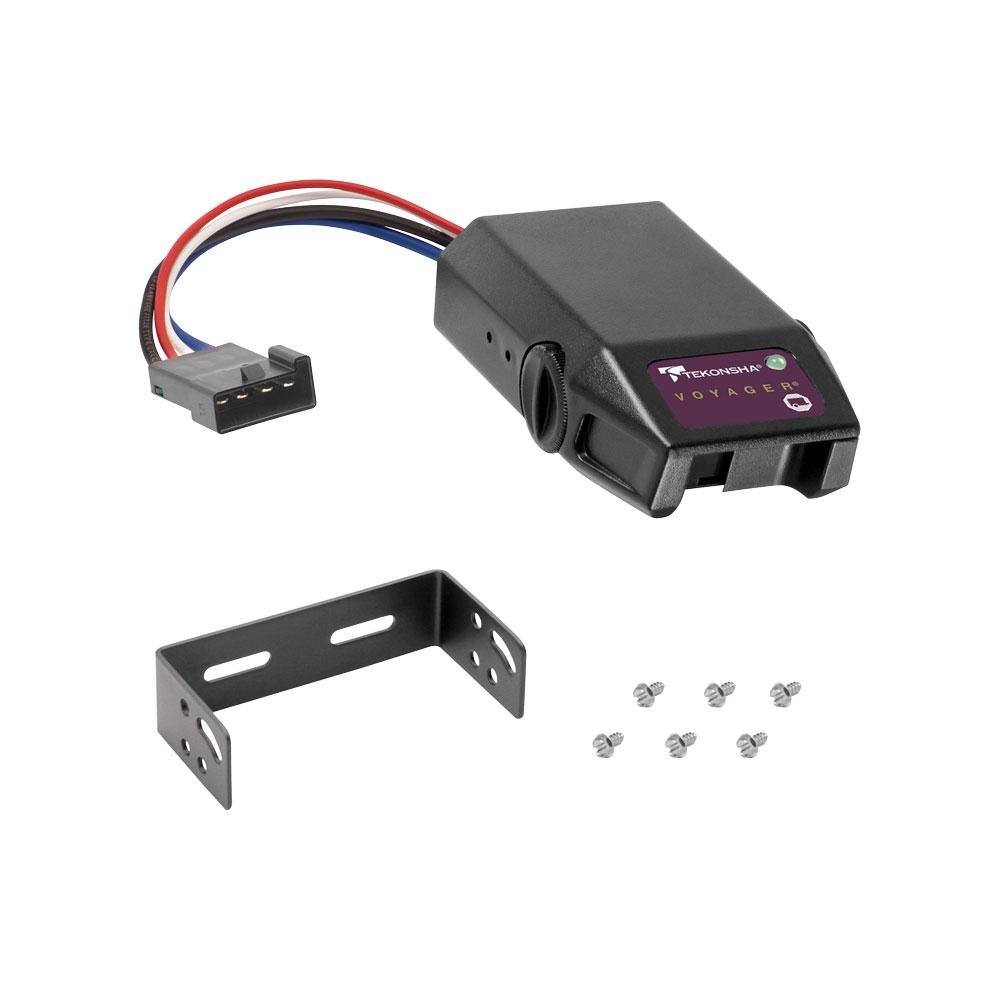 Tekonsha Voyager Electric Brake Controller Control Module