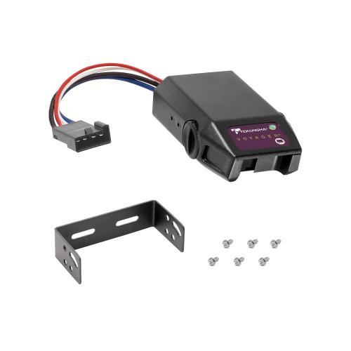 Tekonsha Voyager Electric Brake Controller Control Module Trailer Brakes Towing Kit Box System