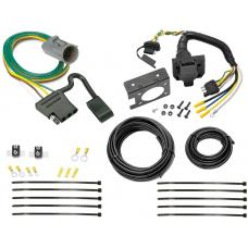 95-01 Ford Explorer 98-99 Ranger 7-Way RV Trailer Wiring Kit Plug Prong Pin Harness