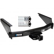 Reese Trailer Tow Hitch For 97-03 F-150 Flareside Styleside 00-03 Supercrew 04 Heritage 97-99 F-250 Styleside