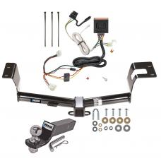 "Reese Trailer Tow Hitch For 12-16 Honda CR-V Complete Package w/ Wiring and 2"" Ball"