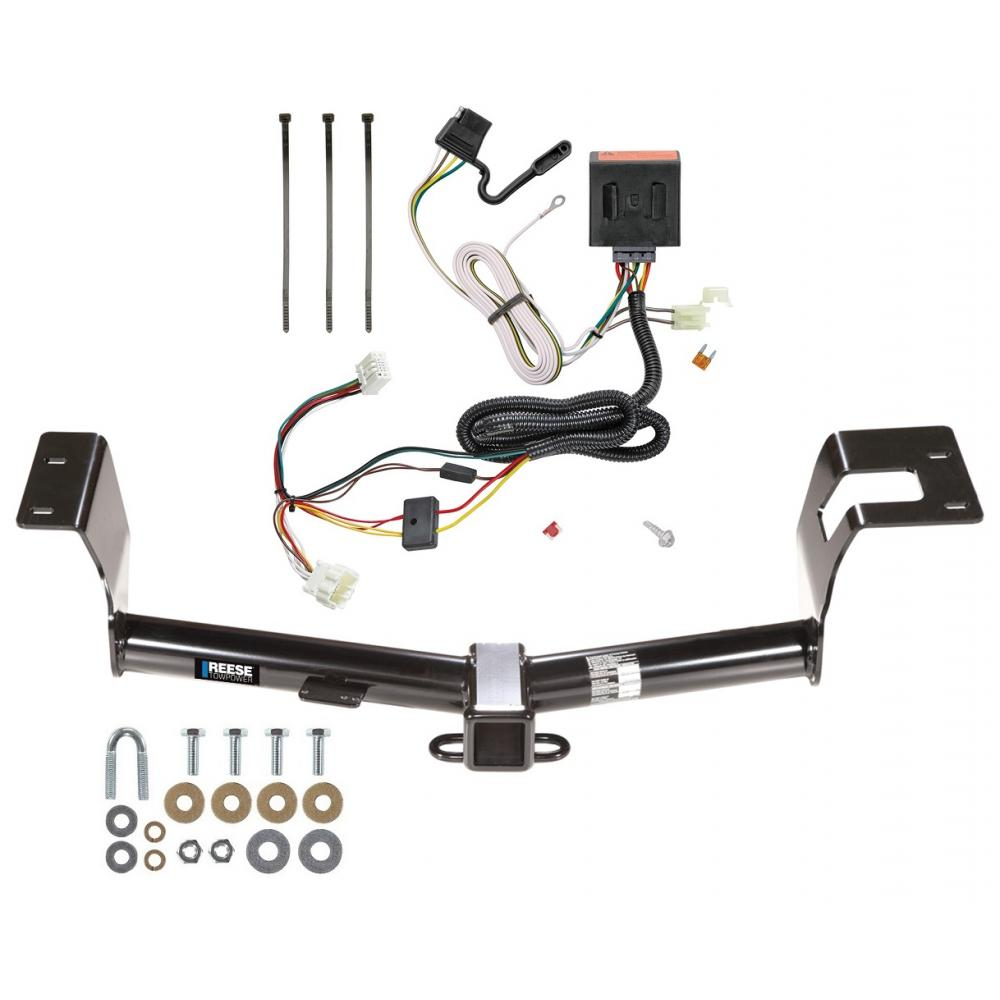 Reese Trailer Tow Hitch For 12  Wiring
