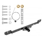 """Pro Series Trailer Tow Hitch For 14-19 RAM 1500 2500 3500 All Models 2"""" Receiver Class 3"""