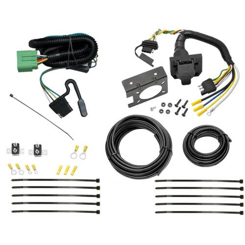 Xc Trailer Wiring Harness on toyota tacoma 7 pin, jeep grand cherokee, jeep liberty,