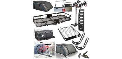 Cargo Carriers/Roof Top Carriers/Bike Racks