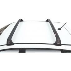 Rola Roof Rack Cross Bars For 12-17 Hyundai Accent Hatchback without Factory Rails Roof Rack Cross Bars Rola Easy Mount Roof Top