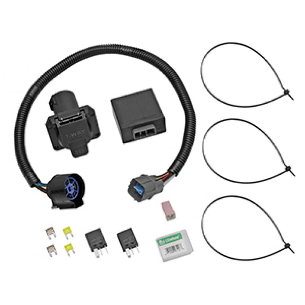 Wire Trailer Wiring Harness Kit on 7 wire trailer plug wiring, 7 wire trailer hitch, 7 wire towing harness, 7 wire cable, 7 wire ignition switch, 7 wire connector wiring diagram, 7 wire trailer lights,