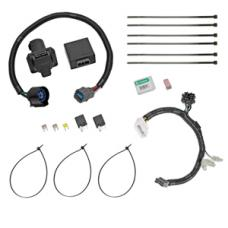 12-15 Honda Pilot Trailer Wiring Light Harness Plug Kit