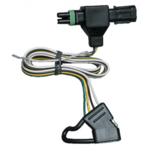 1991 gmc suburban trailer wiring from to trailer wiring harness kit for 85-91 chevy blazer suburban ...