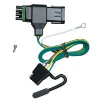 Trailer Wiring Harness Kit For 88-00 Chevy GMC C/K 1500 2500 3500, Except 88-91 Crew Cab