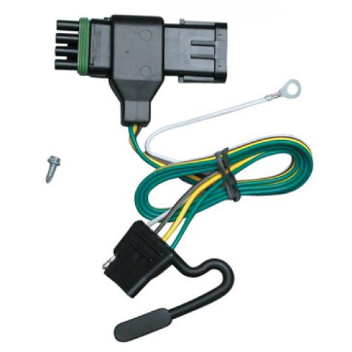 Trailer Wiring Harness Kit For 88 K 1500 2500 3500  Except 88